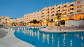 Accommodation in Magaluf